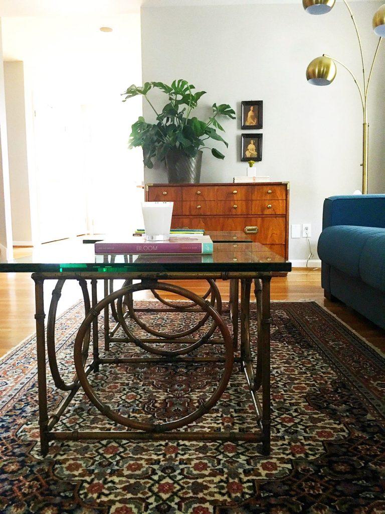 east Nashville Airbnb design project