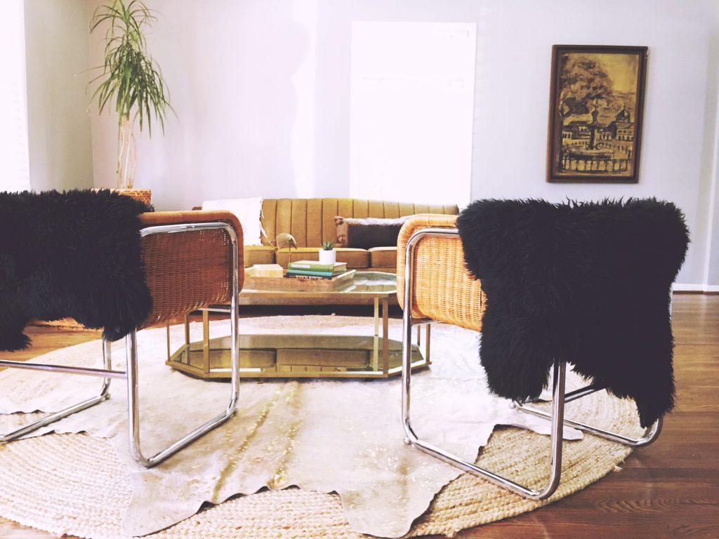 vintage home staging nashville