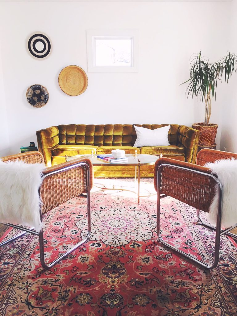 eclectic home staging Nashville tn