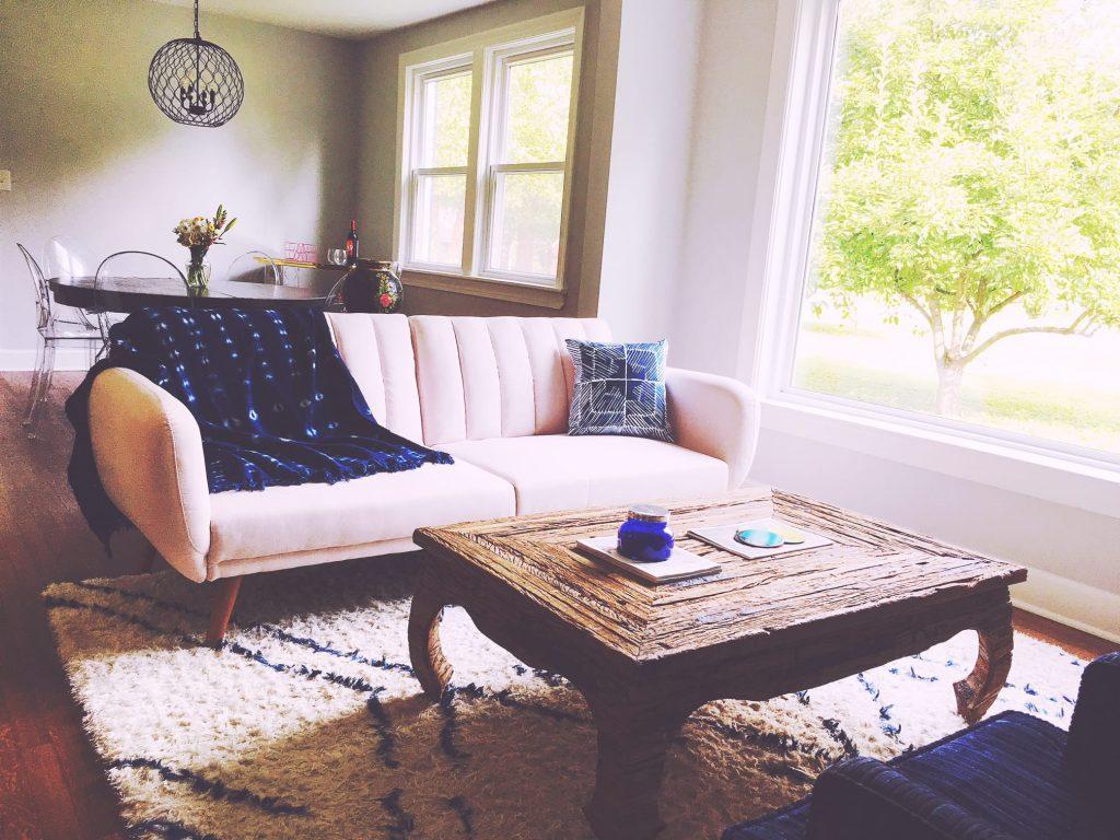 inglewood Nashville home staging design