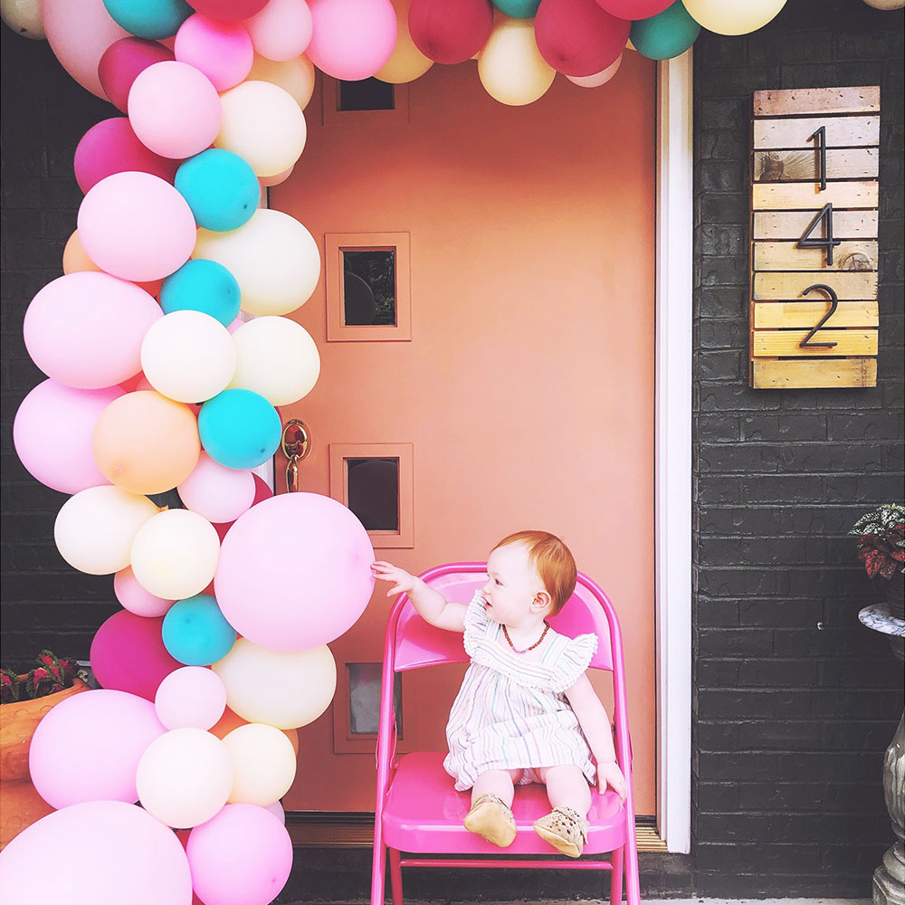 Boutique Rentals for Small Events: Baby and Bridal Showers, Birthday & Dinner parties